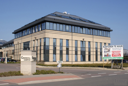 Acerta has rented offices in the Haasrode research park