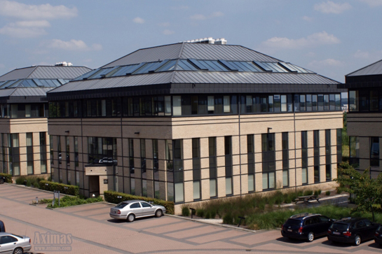 Toro Belgium, LodGon and Pentair have rented offices on the Haasrode research park near Leuven