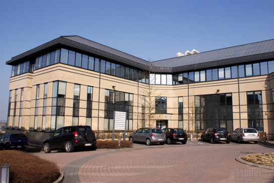 Newmonday has rented 1661 m² offices on Greenhill Campus in Leuven