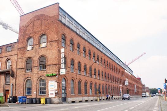 Nomadesk verhuisd naar een nieuw kantoor in Gent