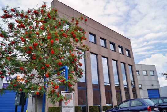 Flexsoft huurt nieuwe kantoren aan de Loop in Gent