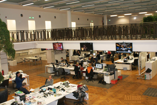 Belga News Agency huurt 2000 m² kantoren in Brussel