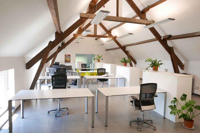 BAM a loué des bureaux et un dépôt à Herent auprès de Louvain