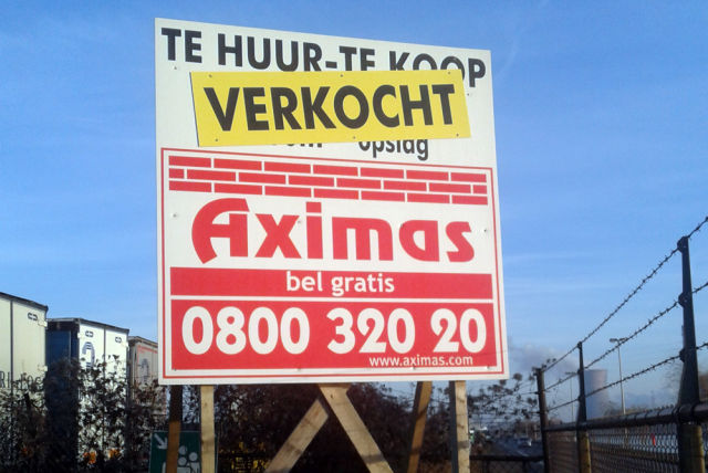 ATS koopt een bedrijfspand in de Haven van Gent
