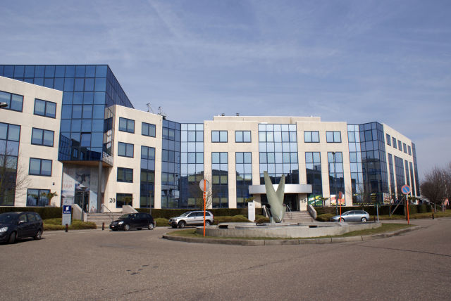BK2 has rented offices in Airway Park in Zaventem