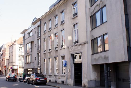 URS Belgium has rented 700 m² offices near the Leuven trainstation