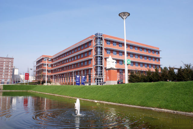 Drivolution has rented offices on Campus Remy in Leuven