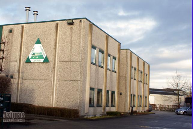 Herbalife has rented an office in Merelbeke near Gent