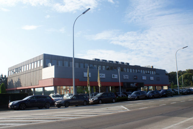 Dewindt has rented offices in the Idola Business Center in Ghent