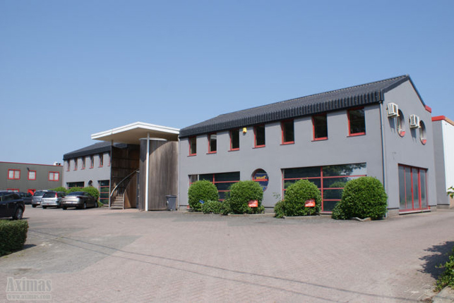 Aximas has sold an industrial property in Lubbeek