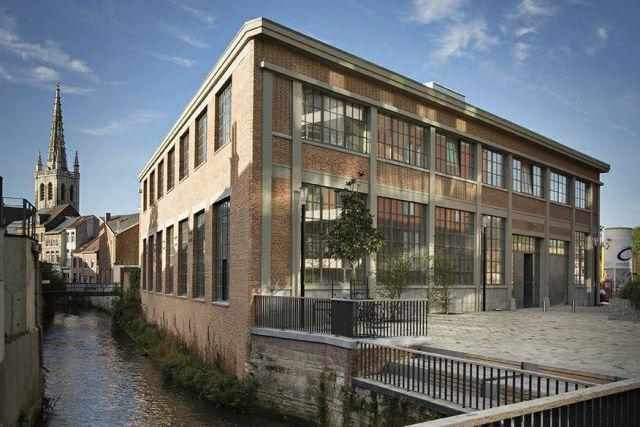 Acco a loué des bureaux à Louvain