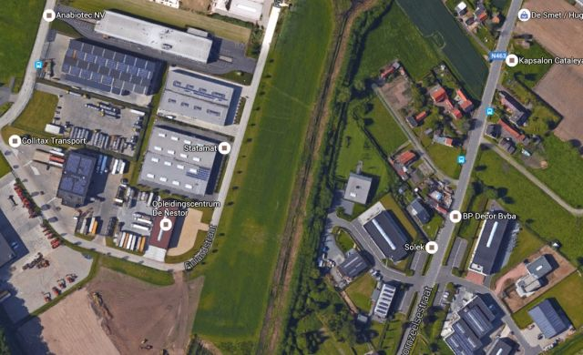 Stany Genbrugge acquires industrial land near the Port of Ghent