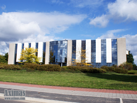 Netmining moves to new building in the Haasrode research park