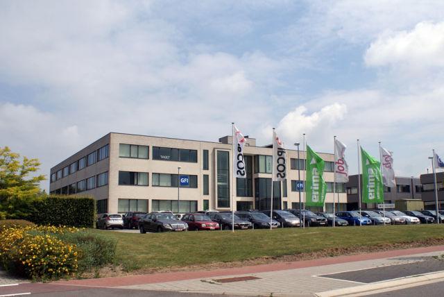 Terrayon a loué des bureaux à Louvain