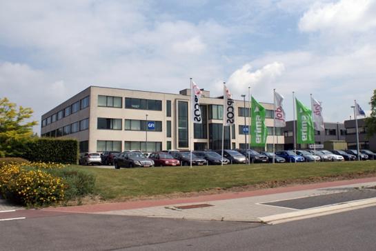 Jobpunt loue des bureaux à Haasrode