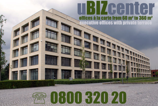 P95 has rented offices in Ubicenter