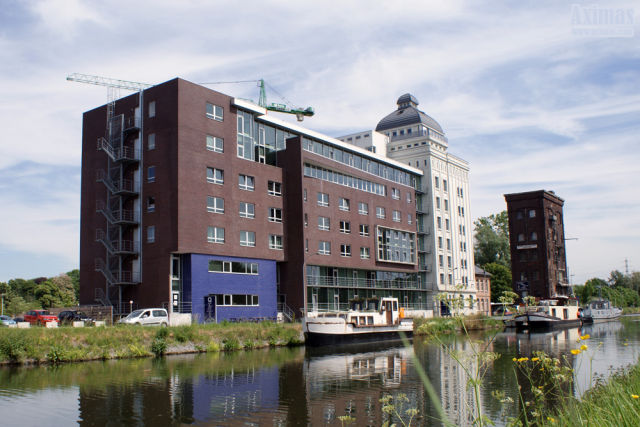 Passe-Partout acquires offices in Campus Remy in Leuven