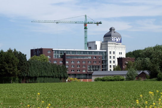 Sterigenics has expanded into new offices on Campus Remy in Leuven