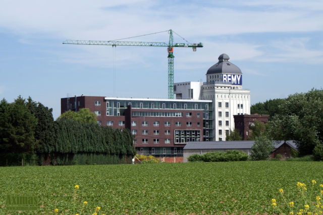 Derniers unités Campus Remy vendues à Sertius, Spiritus & Pieter Vandenhout