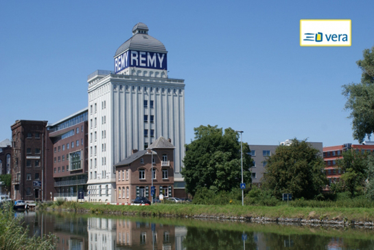 Public company Vera buys new offices on Campus Remy in Leuven