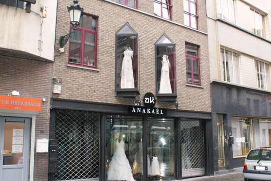 Commercial property in Brussels Dansaert district fully rented