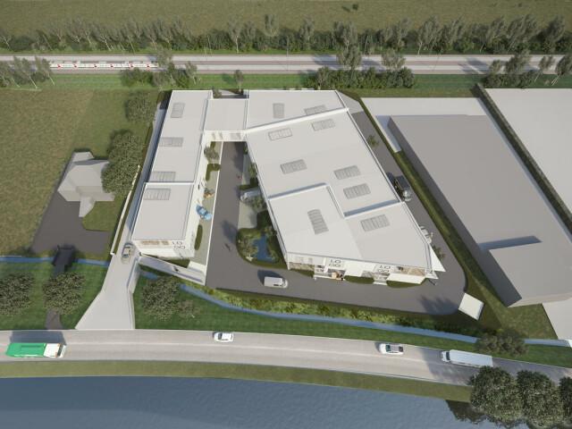 Aximas a vendu deux locaux d'activités à Louvain-Nord