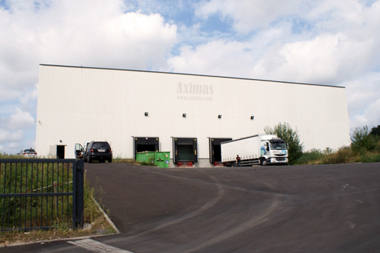 Roley has rented 1500 m² warehouse in Tienen