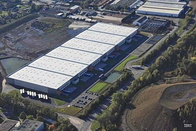 Logistiekvastgoed te huur | Rijsel | Le Parc à Stock