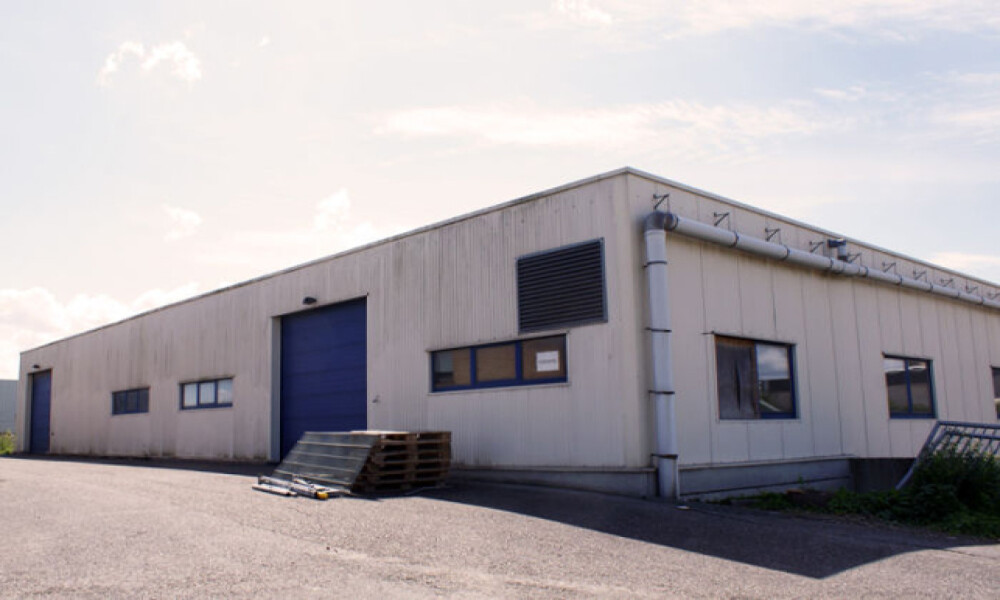Warehouse to let in Tienen