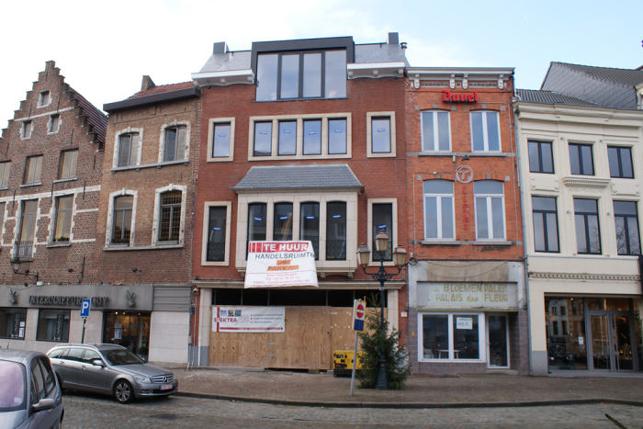 Veemarkt Tienen | Winkel of Handelspand te huur