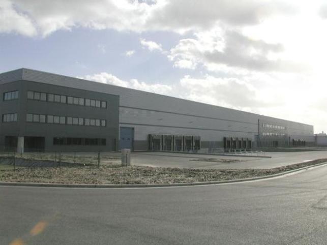 Logistiek vastgoed te huur Bornem Antwerpen