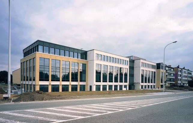 Exiten Zellik: offices to let in Brussels-West