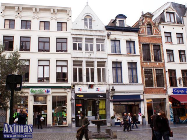 Kantoorruimte bij de Grote Markt in Brussel