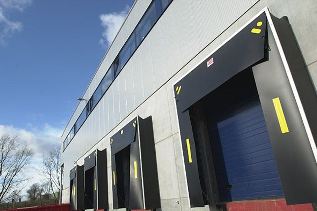 Ternat distribution center to let in Brussels periphery