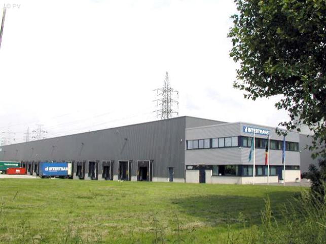 Bâtiments industriel avec entrepôts à louer à Vilvorde