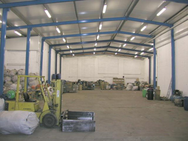 Terhagen - Warehouse to rent Rumst Antwerp
