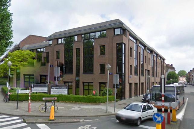 Kantoor te huur nabij de Heizel in Brussel