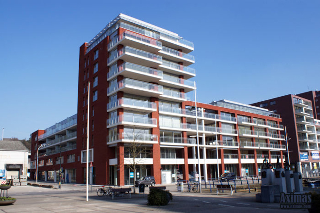 Retail for rent in Leuven Canal Zone