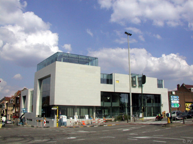 Tervuurse Poort Leuven - Instapklaar kantoor te huur
