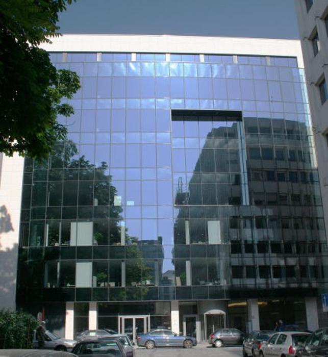 Europees Parlement Bedrijvencentrum: kantoren te huur