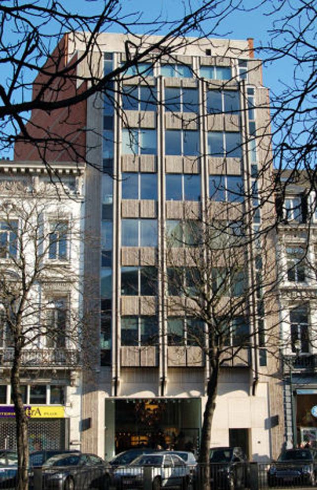 Louizalaan 66: kantoor huren in Brussel