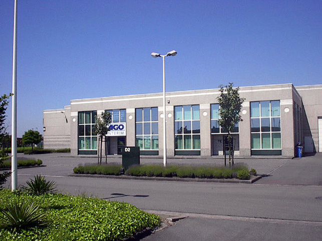 Offices to let in the Port of Ghent