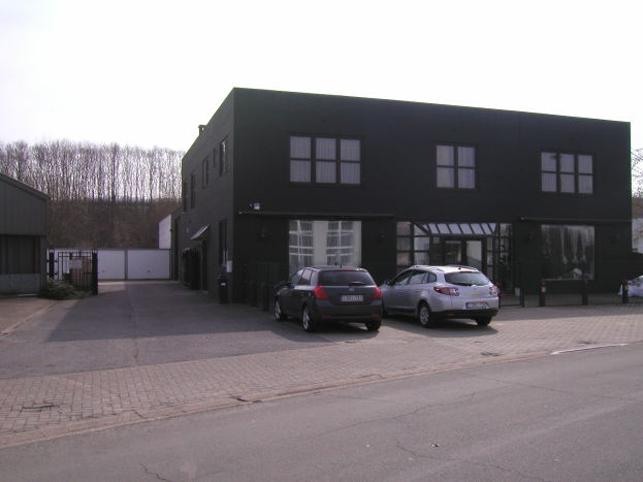 Bedrijfsgebouw te koop in De Vunt in Holsbeek bij Leuven