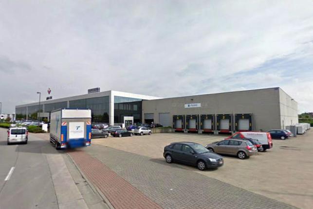 Plateforme logistique à Wommelgem