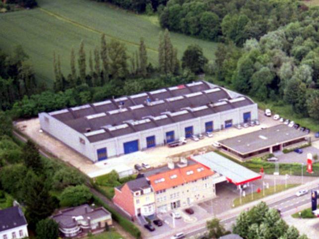 Bedrijfspand in Leuven te huur