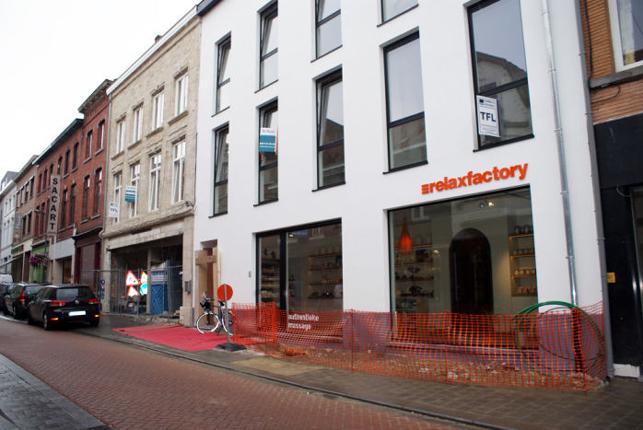 Winkel te huur i/d Leuvensestraat in Tienen