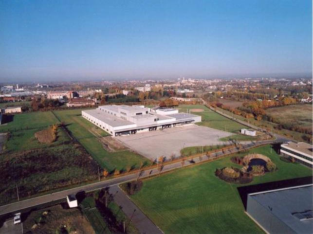Distribution warehouse to rent - Hasselt - Limburg
