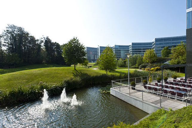 The Corporate Village: prime offices to let | Brussels airport