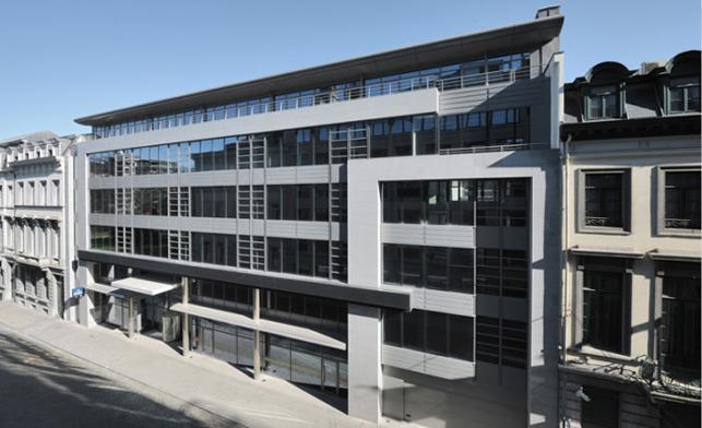 Kantoren te huur in de Brusselse Leopoldswijk