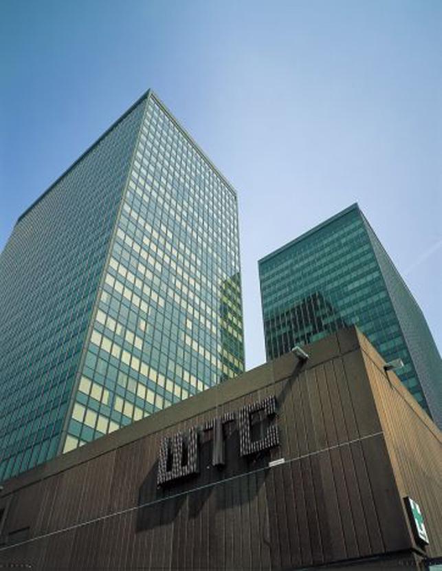 Brussel Noordstation: kantoor huren in het WTC